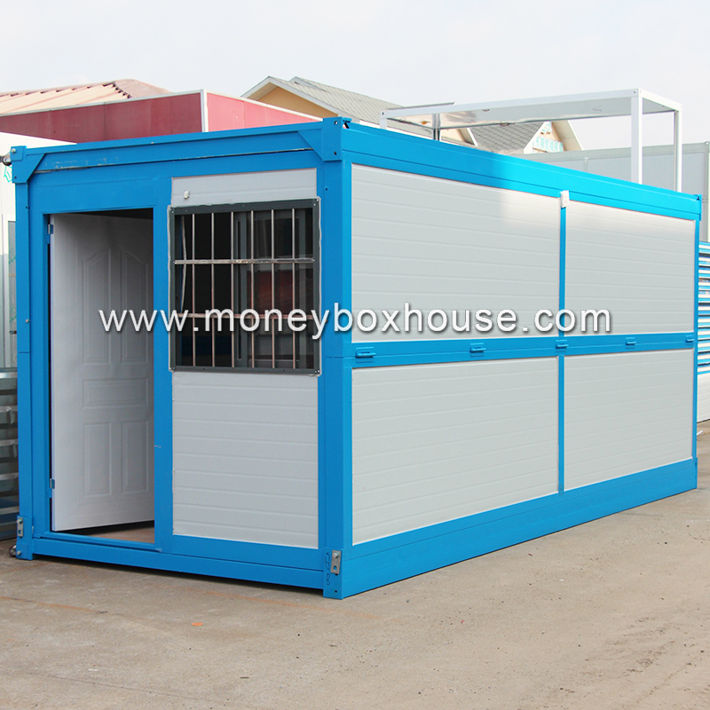 2018 mobile portable modular modern foldable container homes