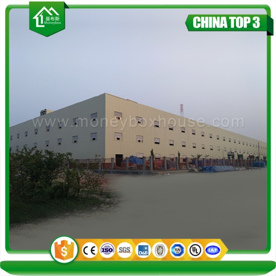 Steel Factory Buildings
