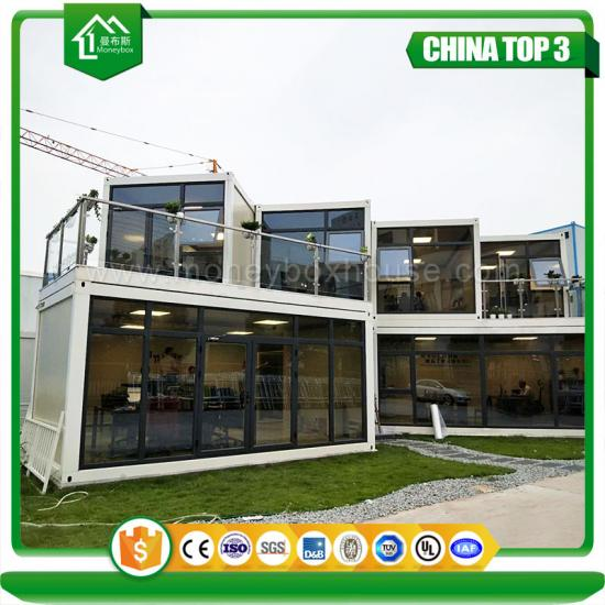 2-story container house