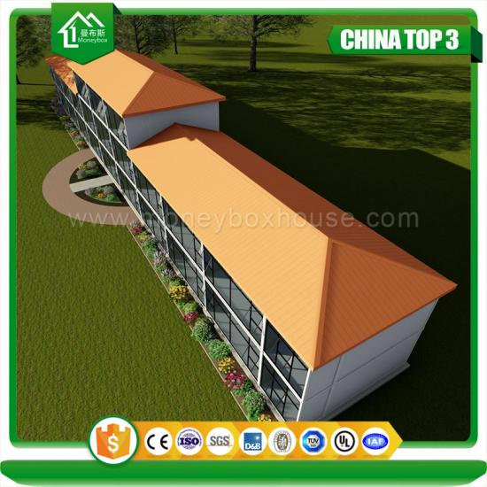 3 storey container house